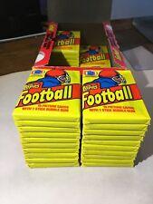 1981 Topps Football Wax Pack Joe Montana Rookie PSA 10 $17,900