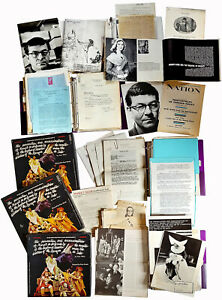1960s Document Archive - PETER WEISS - LITERATURE  THEATRE  FILM -  NYC Broadway
