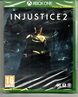INJUSTICE 2   'New & Sealed' *XBOX ONE (1)*