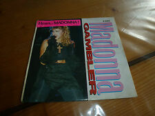 Vinyle 45 tours, Madonna, Gambler A6585