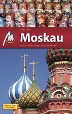 MOSKAU Michael Müller Reiseführer 15 Stadtführer Russland MM-City NEU