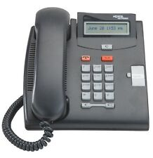 Nortel Norstar T7100 Phones NT8B25AABL Charcoal