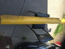 FORD FALCON SIDE STEP/SKIRT BA-BF, UTE, LH SIDE ONLY, XR TYPE Cabin Section