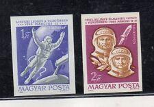 Hungria Espacio Misiones Espaciales serie del año 1965 (CS-771)