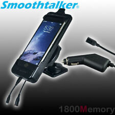 SmoothTalker Car Cradle Charger Dock Antenna Coupler for Apple iPhone 7 Plus 8+