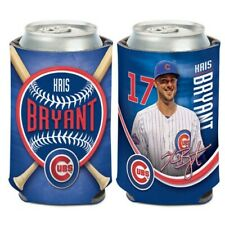 Kris Bryant ~ (1) Chicago Cubs Beer Soda Can Coolie Koozie Holder Huggie