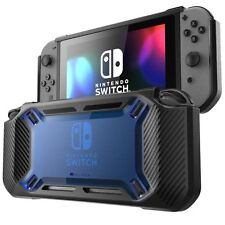 Nintendo Switch Case Heavy Duty Slim Rubber Shock-resistant Bumper Non Slip New