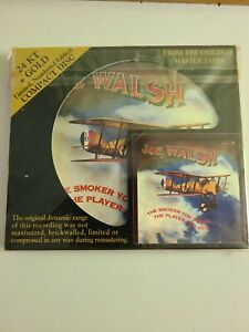 The Smoker You Drink, the Player You Get by Joe Walsh (Guitar) (CD, Dec-2009, A…