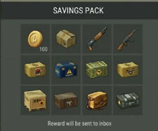 Last Day On Earth Survival Savings Pack Hack IOS Only