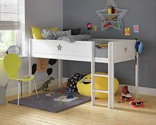 Argos Home Stars Mid Sleeper Bed Frame - White