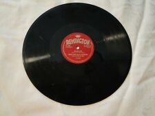 """Enoch Light Orchestra 78 RPM 10"""" Remington #R-25017 - DOMINO / I CAN'T HELP IT"""