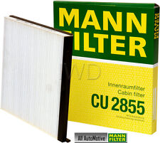 Cabin Filter fits Volvo S60 S80 V70 XC70 XC90 2005-2014  MANN CU2855 30630752