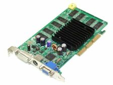 MSI Nvidia Geforce FX5200 128MB DDR AGP Passive Video Card Graphics Card MS-8919