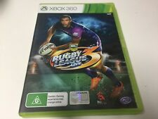 XBOX 360 GAME RUGBY LEAGUE LIVE 3