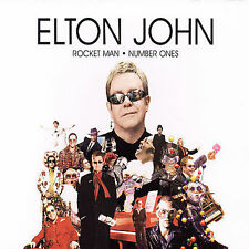 Rocket Man: Number Ones [CD/DVD] [Limited] by Elton John (CD, Mar-2007, 2 Discs…