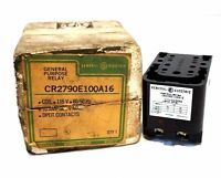 NEW GENERAL ELECTRIC CR2790E100A16 RELAY