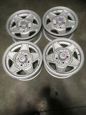 """CROMODORA Nice Original 4 Wheels Set Ref 14"""" X 6"""" JK"""