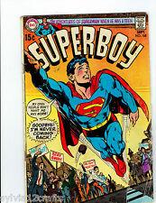 superboy no.168 1970