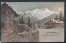 London Exhibition Postcard - Empress Hall, Tyrolian Village, Austria  RS16047