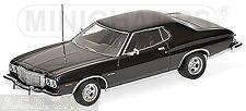 Ford Torino Año Fabricación 1976 negro 1 43 Minichamps