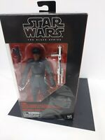 Star Wars 6 inch Black Series Finn First Order Disguise #51 Last Jedi IN HAND