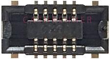 FPC Konnektor BTB Buchse Flex Kabel Connector SlimStack 10 Pins Sony Xperia Z5