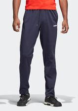 Adidas Pantaloni tuta Pants Blu Essentials 3 S Tapered lifestyle sportswear