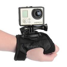 Glove Band 360 Rotation Mount Strap for GoPro Hero 4/3+/3 SJ4000 SJ5000 SJ6000