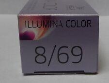 Wella Illumina Color 8/69 Rubio platino Ceniza marrón' 60ml