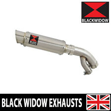 BMW S1000R 2017-2019 Exhaust Silencer GP Round Stainless 230SR
