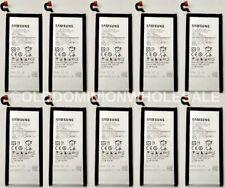 x10 Oem Genuine Samsung Eb-Bg920Abe Galaxy S6 Battery Replacement G950 2550mAh
