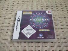 Wer Wird Millionär 2. Edition für Nintendo DS, DS Lite, DSi XL, 3DS
