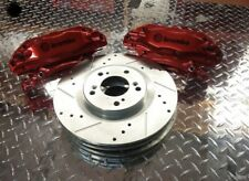2007-2008 Acura TL Type S Front Brembo Calipers - Completely Rebuilt