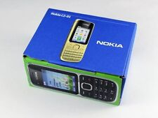 Brand New Mobile Nokia C2-01 - GOLD (Unlocked) Phone (Boxed)