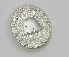 German WW1 Imperial Wound Badge in Silver 2 class
