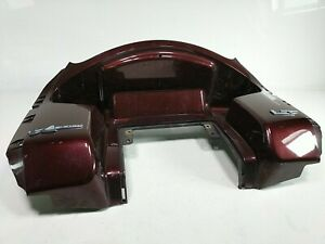 00 BMW K1200LT Rear Tag License Plate Mount Surround Trim Fairing Panel