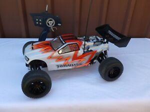 Thunder Tiger Tomahawk ST Nitro Truck  -  RC Car Parts