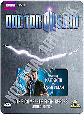 Doctor Who - Series 5 - Complete (DVD, 2010, 6-Disc Set)