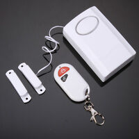 120dB Wireless Remote Control Gate Entry Magnetic Alarm Door Bell B8 house Store