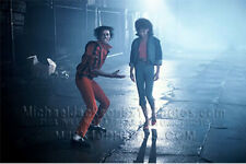 MICHAEL JACKSON THRILLER with OLA RAY 1xRARE8x10 PHOTO