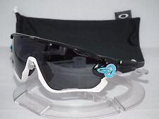 CUSTOM OAKLEY JAWBREAKER SUNGLASSES OO9290 Polished Black / Grey