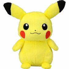Takara Tomy Pokemon Pocket Monster Sun & Moon Plush Pikachu Doll Toy Japan