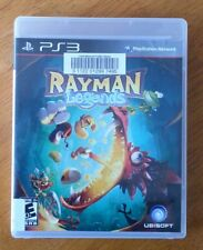 Rayman Legends Sony PlayStation 3, Good Plus, PS3, HD Video Output, DualShock3