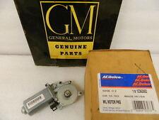 NOS GM Delco Windshield Lift Motor 1990-2005 Buick GMC Chevrolet 22049504