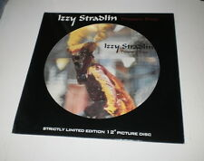 """IZZY STRADLIN - PRESSURE DROP - LIMITED EDITION PICTURE DISC - 12"""" - 1994 - UK"""