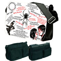 My Chemical Romance MCR School College Shoulder Messenger Bag
