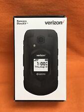 *NEW* VERIZON, KYOCERA DURAXV E4610PTT 16GB FLIP SMARTPHONE LTE WiFi HOTSPOT GPS
