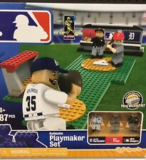 MLB LEGO Playmaker Set. Verlander Vs. Trout. Brand New. 87 Pieces
