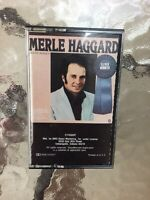 Merle Haggard & The Strangers Eleven Winners Cassette Tape 1978 Capitol