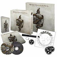 WHITECHAPEL Mark of the blade BOXSET NUMBERED 1000 COPIES